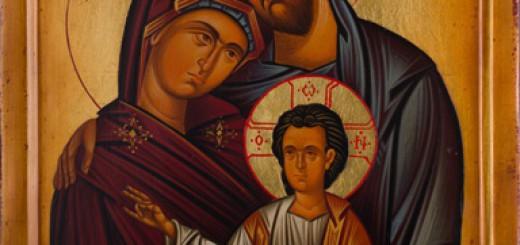 Ikona sv. rodiny